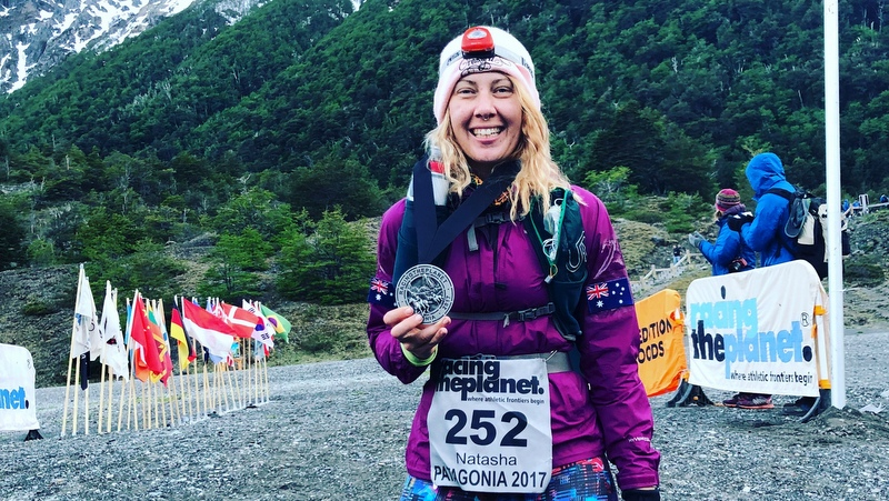 Natasha's remarkable recovery for the Patagonia ultramarathon
