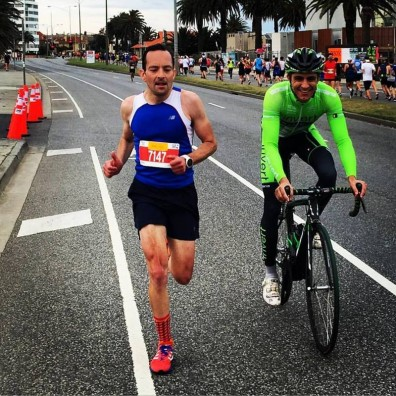Trusting Your Plan – Interview with Melbourne marathon runner Danny Cohen