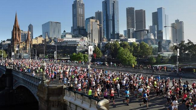 The Melbourne Marathon Festival…Are You Competing?