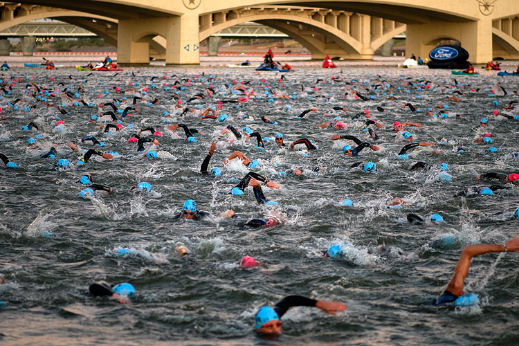 5 tips for completing your first triathlon