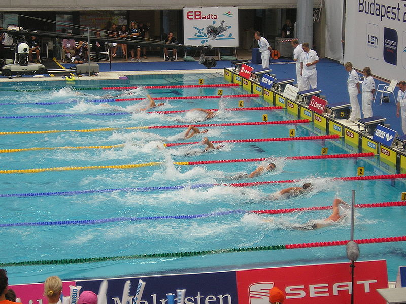 Swimming: The Fundamentals of Freestyle or 'Front Crawl'