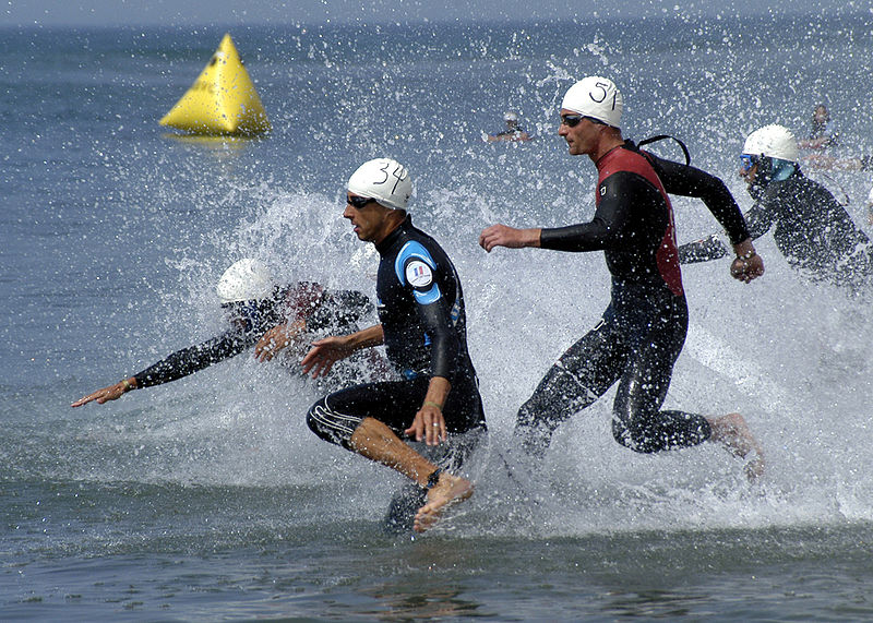Osteopathy For Triathletes