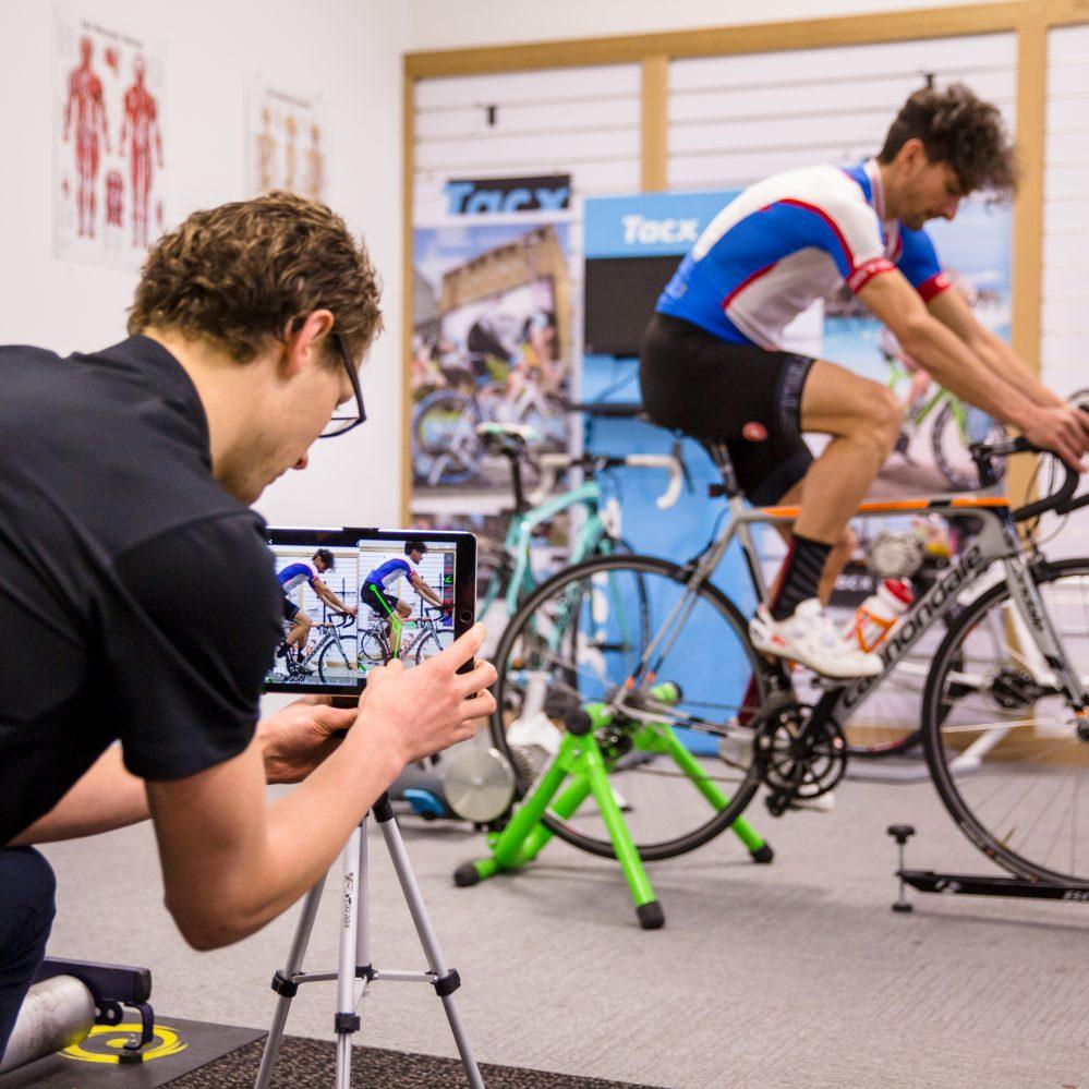 Bike Fitting and Analysis