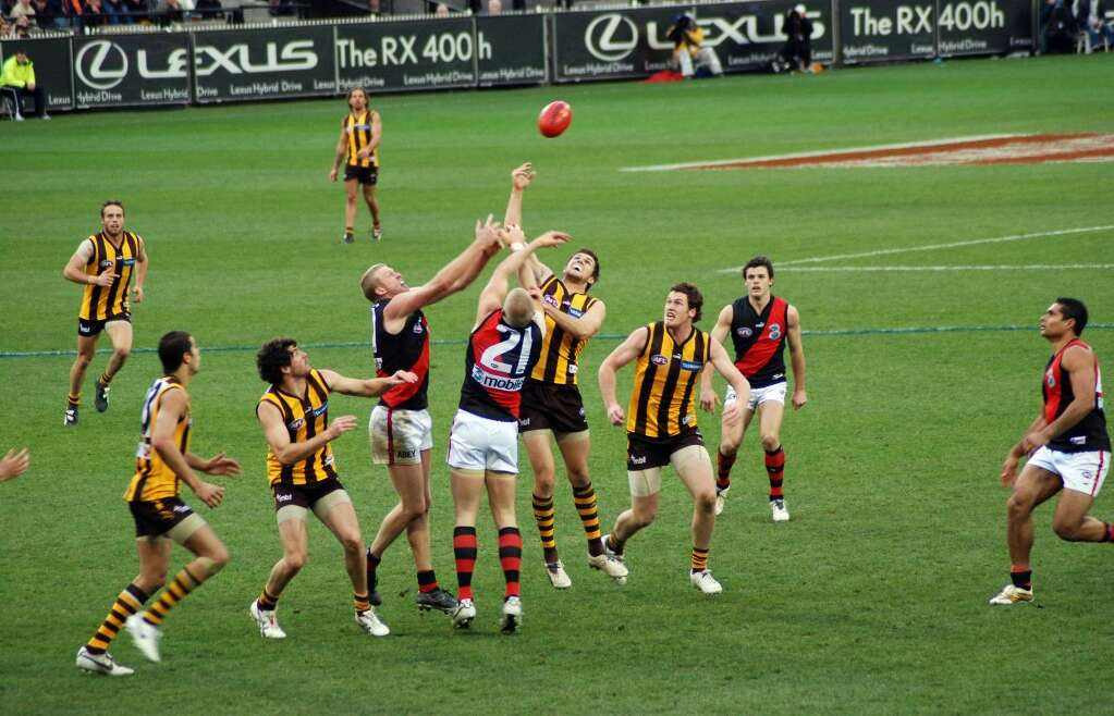 Osteopathy for AFL Football